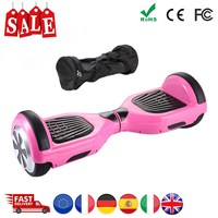 Oxboard Hoverboard 6.5 Inch Bag Overboard Skateboard Electric Skateboard Electric Scooter Pink Cheap Hoverboard for Sale DE UK