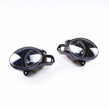 2 Pcs Front Halogen Foglamps Clear Glass Lens Front Fog Light Driving Lamp For VW Passat B6 3C 3C0 941 699 3C0 941 700