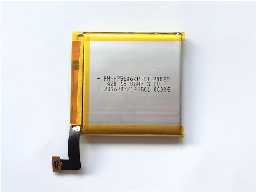 Hot New Original 4200mAh Battery For Blackview BV6000 BV6000S Waterproof Smart Mobile Phone li-ion Battery