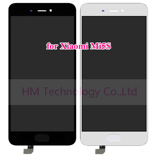 """LCD+TP for Xiaomi 5S Mi5s Mi 5S 5.15"""" LCD Display and Touch Screen Digitizer Panel Assembly Replace Parts Free Shipping+Tools"""