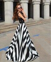 платье, большие крыло Chef line поло печать лето свободного покроя макси платье