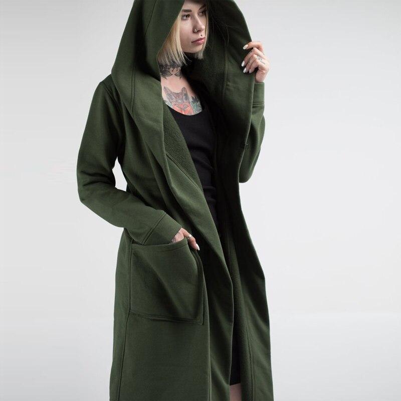2019 Fashion Men Women Spring Cardigan Hoodie Warm Hooded Solid Coat Jacket Burning Man Costume Oversize