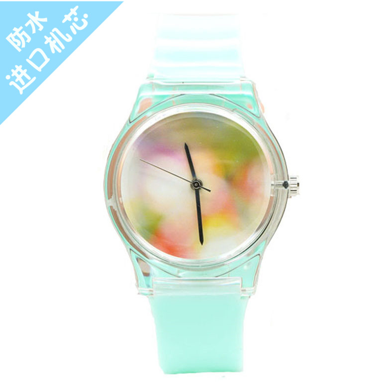 new arrived HK brand women man fashion color strap with candy face waterproof sports gift watches with japan movementnew arrived HK brand women man fashion color strap with candy face waterproof sports gift watches with japan movement