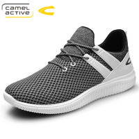 Camel Active Outdoor Men Shoes Comfortable Casual Shoes Men Fashion Breathable Flats For Men Sneakers zapatillas zapatos hombre