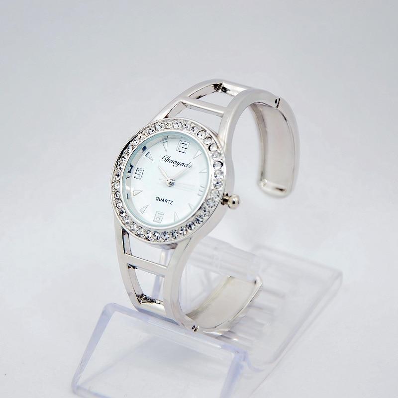 2019 New fashion Women dress watches Casual Style Bangle Elegant Quartz Watch Bracelet Watch Dropshipping relogio