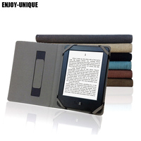 Natural Hemp Linen Cover Case For 6inch Ebook For Pocketbook 622 624 626 623 625 631