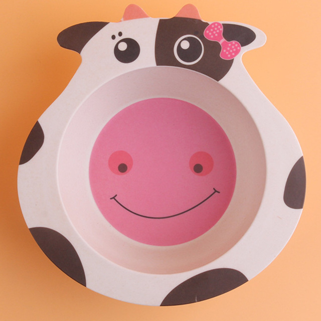 COW Animal food container 5c64f4868f877