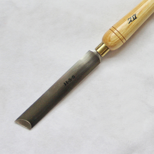 A2014-A HSS Oval Skew Chisel 28mm width Woodturning Tool