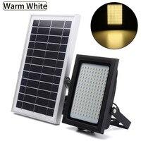 Smuxi 150 LED 3528 Solar Powered Flood Light Sensor Outdoor Garden Path Street Spotlight Security Lamp Waterproof