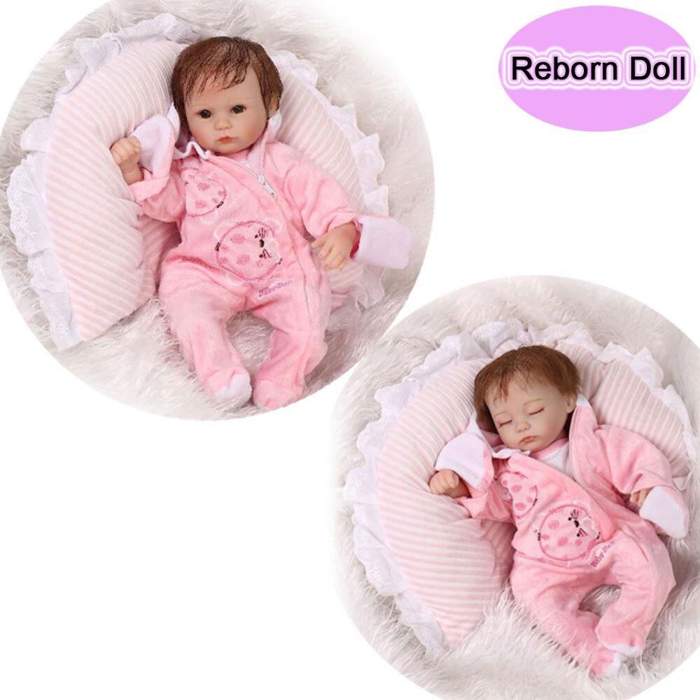Online Get Cheap Silicone Reborn Babies Aliexpress Com