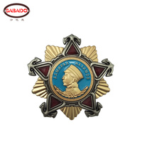 Soviet Union military Ornament Copper alloy Medal Souvenir