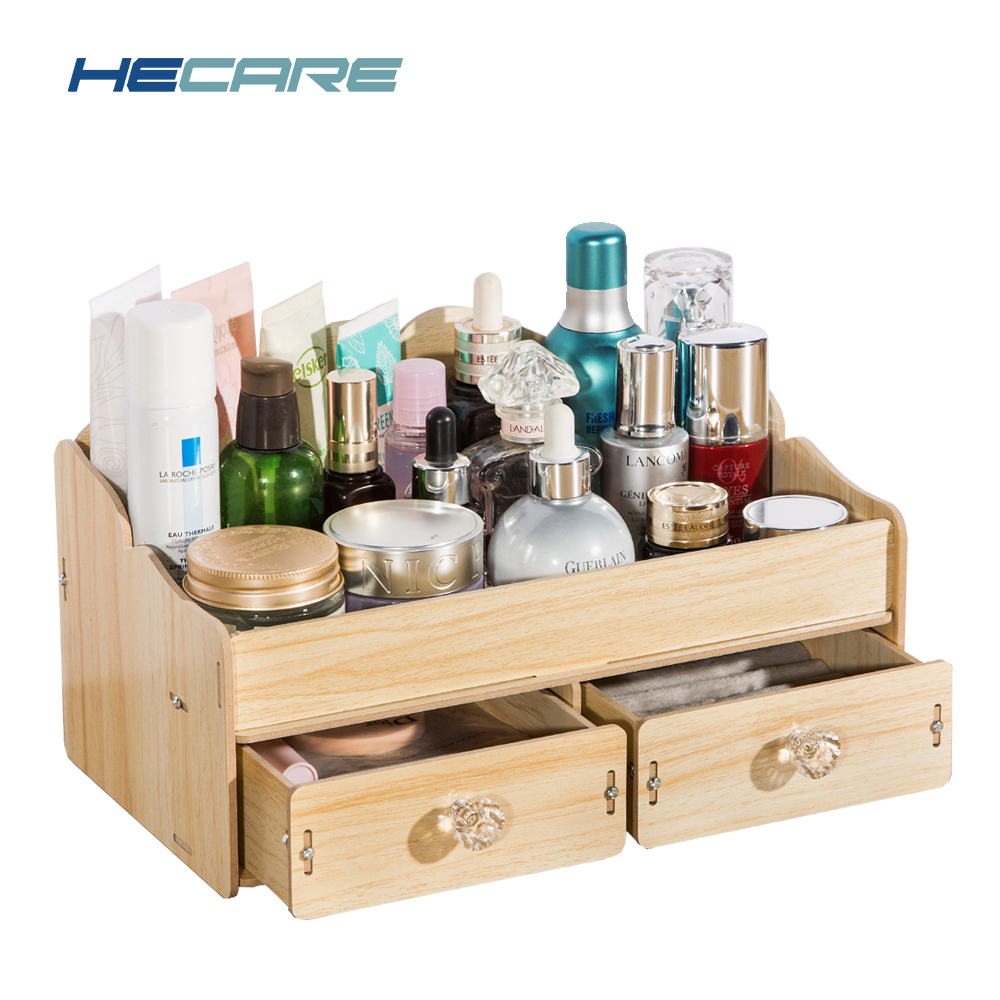 hecare new wooden jewelry box europe desktop casket for. Black Bedroom Furniture Sets. Home Design Ideas