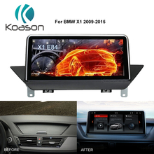 Koason 10.25HD Screen Android 9.0 GPS Navigation For BMW X1 E84 2009~2015 CIC Auto Stereo Audio Video Car Multimedia Player