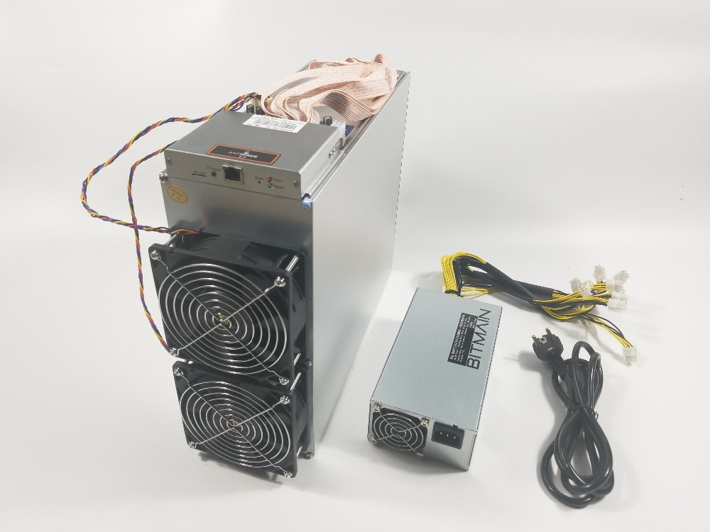 Newest Asic Ethash Ethereum ETH Miner Antminer E3 190MH/S With BITMAIN APW3 1600W Mining ETH ETC Better Than 6 8 12 GPU Miner