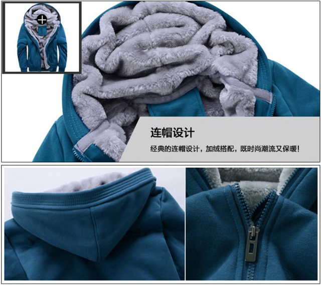 anime JoJo's Bizarre Adventure Hoodie Men women Kujo Jotaro Cosplay JOJO Cotton Zipper Jacket Winter Thick Coat 5