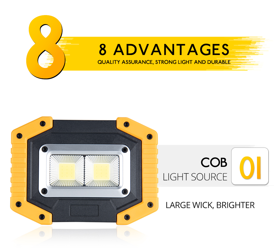 LED Spotlight Floodlight (6)