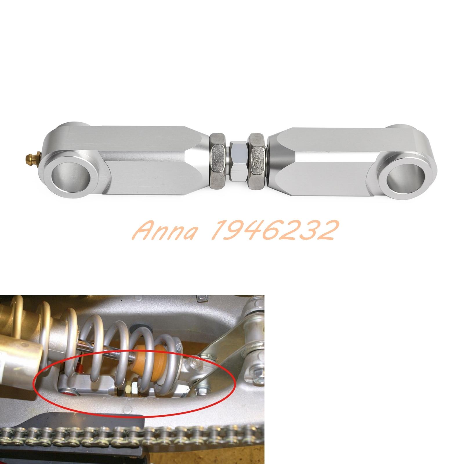 ATV Adjustable Rear Lowering Kit Arm Relay Connecting Rod For Yamaha Raptor 350 660 700 YFM350 YFM660R YFM700