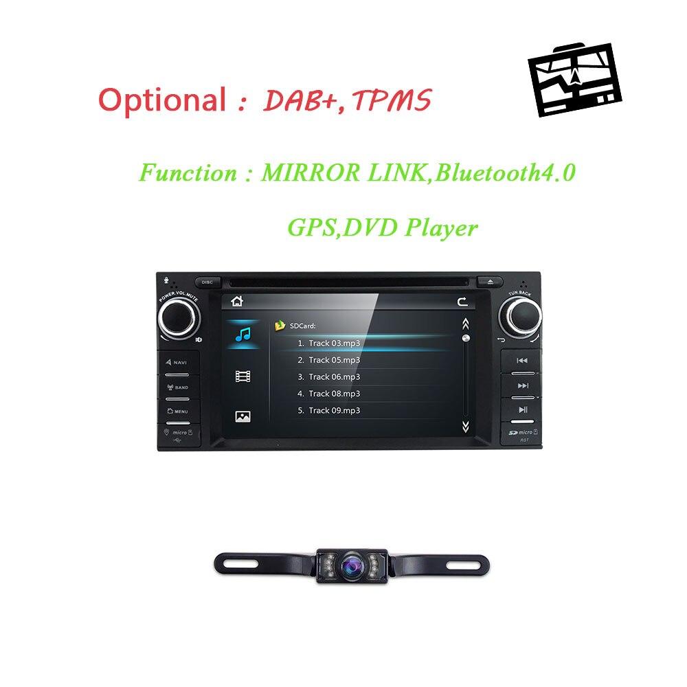 2 Din Car DVD Player Radio For Chrysler 300 c jeep Compass/Dodge/RAM/Grand Cherokee Wrangler 2006 2015 GPS Navi Audio Head Unit