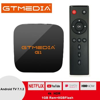 French IPTV GTmedia G1 G2 G3 Android 7.1 Smart TV BOX 1G 8G Arabic Beigium Morocco Live TV & VOD smart Set top tv Box pk X96 min x96 android 7 1 box with neotv iptv yearly code x96 mini 4k tv box with 4800 vod live iptv us uk hdmi 2 0 x96mini smart tv