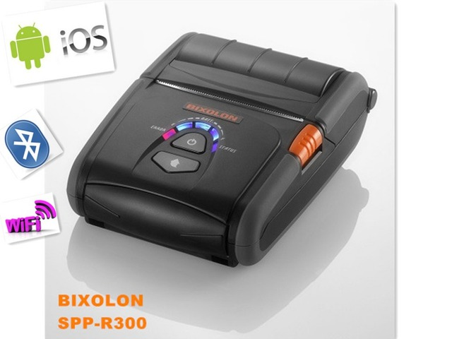 BIXOLON SPP-R300 DRIVERS DOWNLOAD