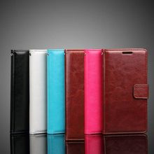 For Xiaomi Redmi Note 4 font b Leather b font Wallet Case Cover Note4 Phone Case