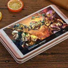 2017 Android 6.0 GPS Tablet 8 inch Tablet Octa Core 4G FDD LTE Phone Call 4GB RAM 64GB ROM Dual SIM 8.0MP Wifi Bluetooth + Gifts