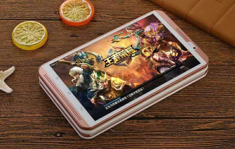 2019 Android 7.0 GPS tablette 8 pouces Octa Core 4G FDD LTE appel téléphonique 4 GB RAM 64 GB ROM double SIM 8.0MP Wifi Bluetooth + cadeaux