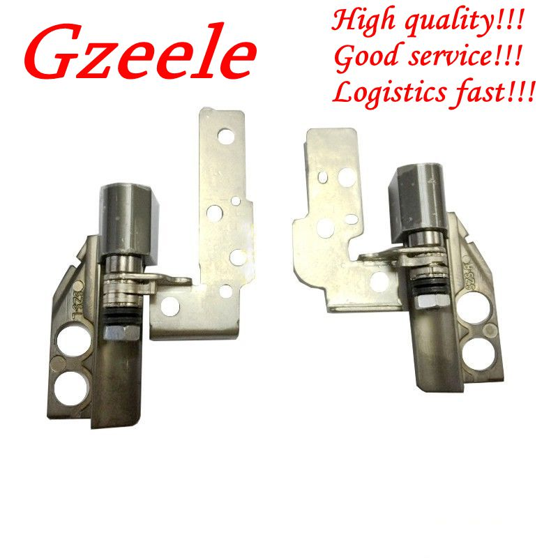 GZEELE NEW For Lenovo For ThinkPad T440S T450S Laptop LCD Hinge Set L&R Non-Touch 04X3870 04X3871