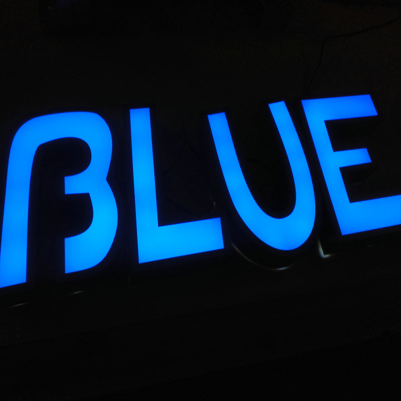 Yangyu sign 3D illuminated signage lighting Outdoor  shop front  acrylic led letters|led letters|letter led|signage led lighting - title=