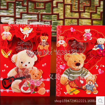 Music Greeting Card Factory Direct Foreign Trade Valentine Cards