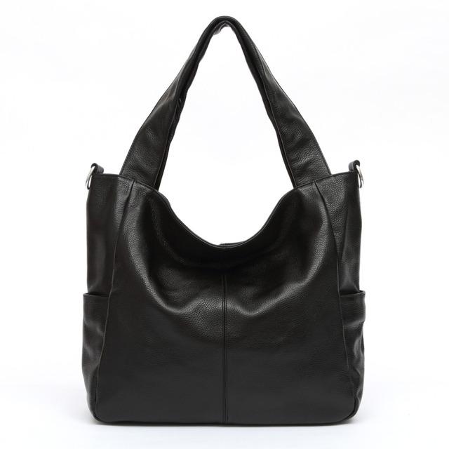 3 tamaños zency bolsos de los bolsos de marcas famosas mujeres del cuero genuino verdadero bolso de la señora totalizador del hombro messenger bag