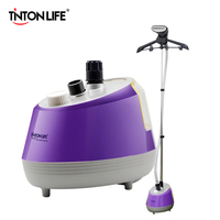 TINTON LIFE Garment Steamer Iron Adjustable Clothes Steamer 1800W 1.6L Water Tank 35s Fast Steam