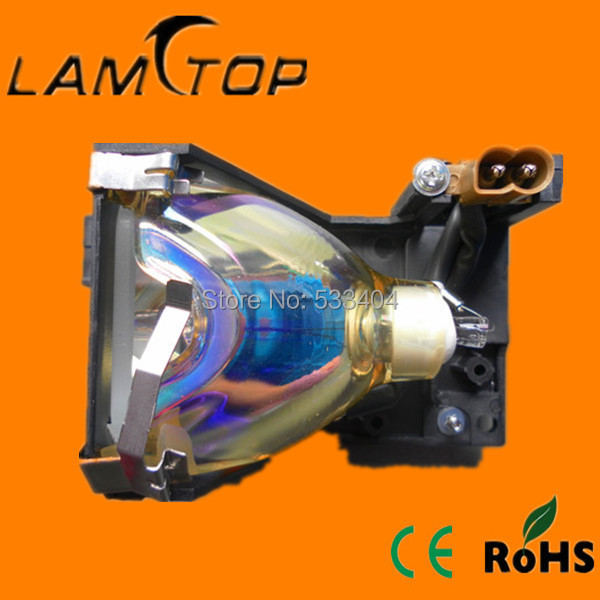 Free shipping  LAMTOP   compatible lamp with housing  for  projector   EMP-TW10H стоимость