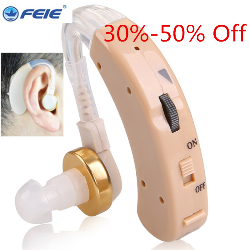 China Powerful Mini Size BTE in the Ear Deaf Hearing Aid S-520 for Hongkong Market for christmas gift  micro ear mini bte analog hearing aid for external deaf fe 205 free shipping