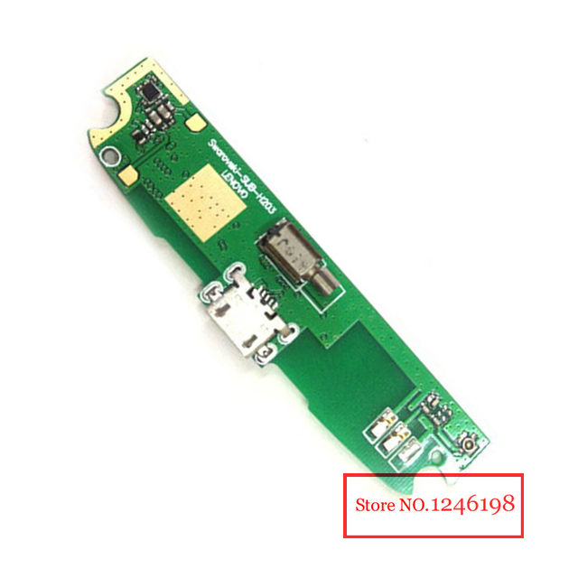 High Quality USB Port Charger Main Ribbon Board FPC Charging Flex Cable For Lenovo S820 Replacement Repair Part Free Shipping