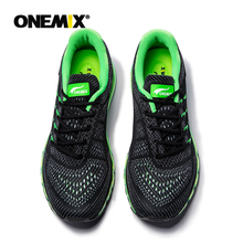 Onemix Sport Shoes men Spring new Running Shoes for male Unique Shoe Tongue Design Breathable Male Athletic Outdoor Sneakers