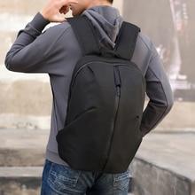 موضة الذكور على ظهره بلون الرجال حقيبة المدرسة حقائب السفر طالب في سن المراهقة حقيبة مدرسية Mochilas الذكور حقيبة ظهر كمبيوتر محمول للطالب