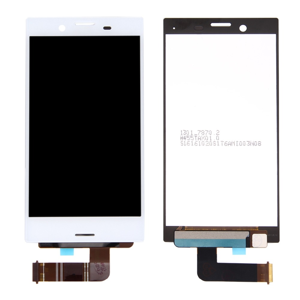 iPartsBuy Original LCD Screen and Digitizer Full Assembly for Sony Xperia X CompactiPartsBuy Original LCD Screen and Digitizer Full Assembly for Sony Xperia X Compact