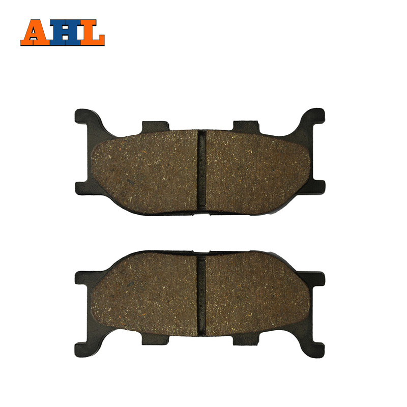 AHL Motorcycle Front Brake Pads For YAMAHA XVS 1100 Dragstar 99-04 XVS1100 V Star 99-09 XVS 1300 A Midnight Star V-Star 07-14 ahl motorcycle front brake pads disks for yamaha xvs 650 950 1300 drag star 1997 2007 vstar custom 1997 2015 classic