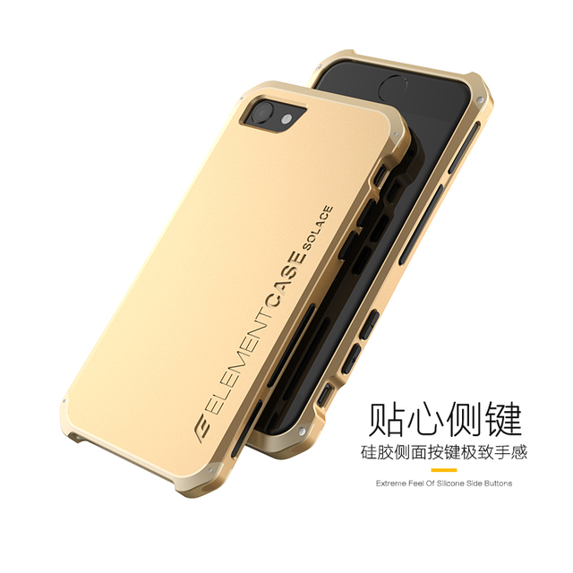 sale retailer c5e56 6eca0 US $21.6 |For iphone 7 case Luxury Element Phone Cases with Designer's  Aluminium and PC for iphone X XS XS MAX XR 6 8 PLUS 5 5S Matte case-in  Fitted ...