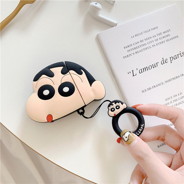 Cartoon AirPod Case 1