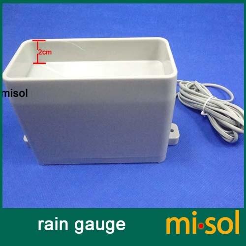 para medidor de chuva