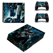 Game Prey PS4 Pro Skin Sticker and Controllers PS4 Pro Skin Stickers Decal Vinyl