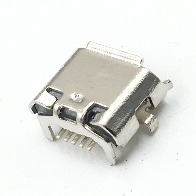 10PCS Micro USB Charging Jack Port Replacement Socket Repair PS4 Controller 10PCS Micro USB Charging Jack Port Replacement Socket Repair PS4 Controller