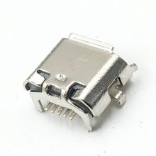 10PCS Micro USB Charging Jack Port Replacement Socket Repair PS4 Controller