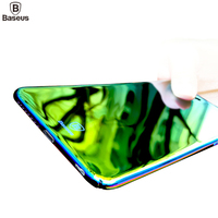 Baseus Brand For Apple IPhone 7 6 6s Case Luxury Gradient Color Mirror Glass Shining Case