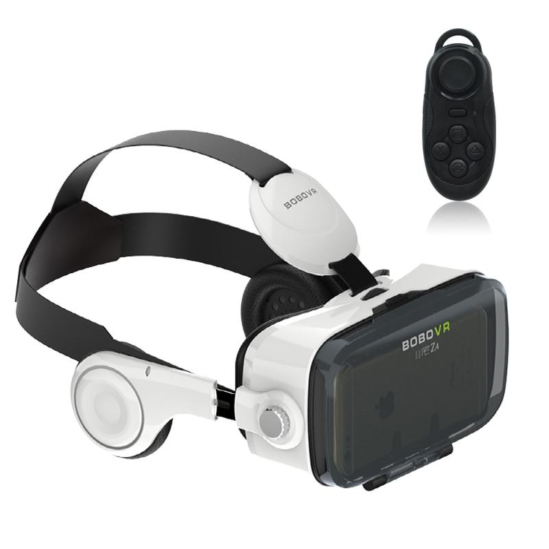 Xiaozhai BOBOVR Z4 3D Virtual Reality <font><b>VR</b></font> <font><b>Glasses</b></font> Immersive Game Video Headset with Remote Controller <font><b>for</b></font> <font><b>3.5</b></font> - <font><b>6.0</b></font> <font><b>inch</b></font> Phones