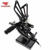 FOR SUZUKI TL1000S TL1000R 1997 2003 2002 2001 2000 Aluminum Alloy Motorcycle footrest footpeg pedal foot peg Rearset Rear Set