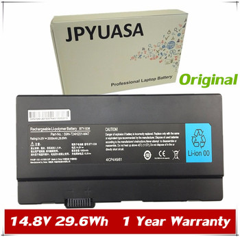 7XINbox 14.8V 29.6Wh Original BTY-S38 Laptop Battery For MSI BTY-S38 S9N-724H201-M47 Tablet