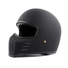TT CO Thompson Brand Motorcycle Helmet TT01 Spirit Rider Motocross Full Face Helmets Compact and lightweight Vintage Moto Helmet